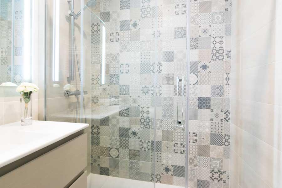 Reforma baño en Pamplona