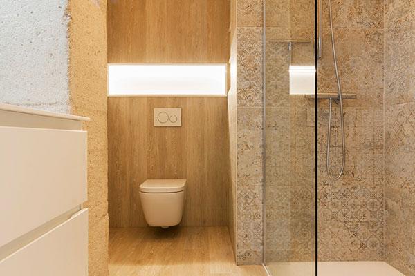 Reforma baños Pamplona