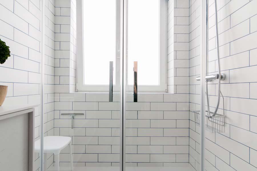Reforma baño Ensanche