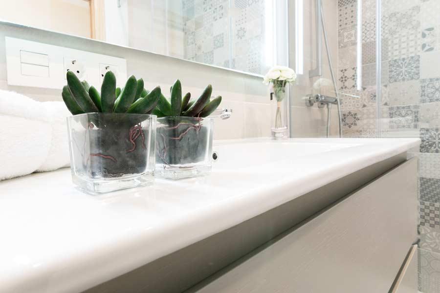 Diseño de interiores baño