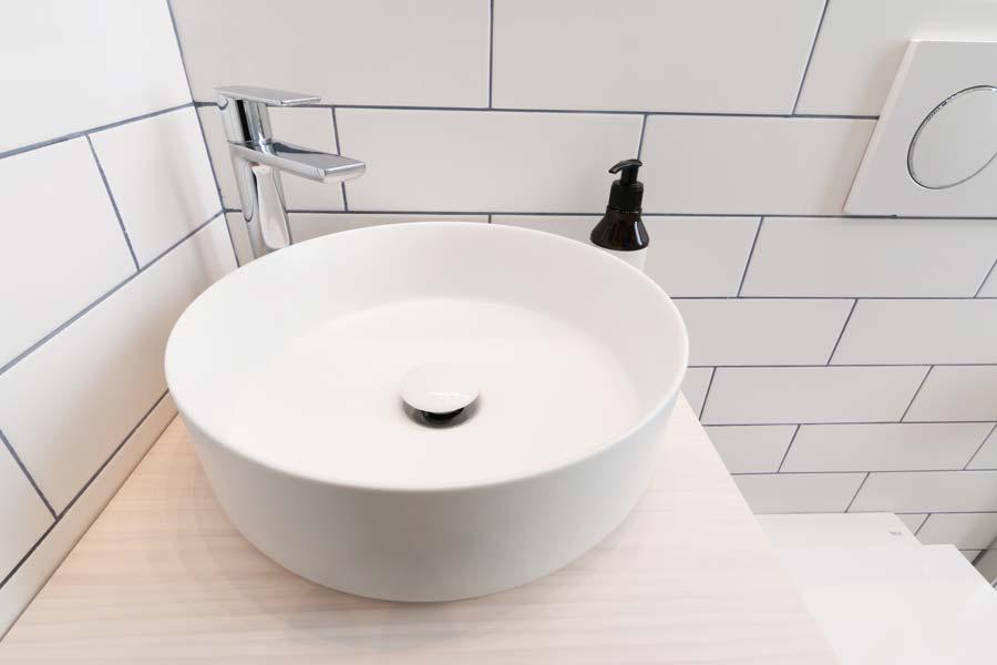 Reforma baño Ensanche Pamplona